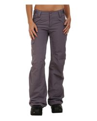 The North Face - Gray Freedom Lrbc Pant - Lyst