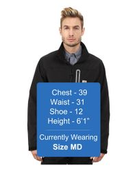 Carhartt | Black Denwood Jacket for Men | Lyst