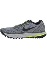 Nike - Gray Air Zoom Wildhorse 3 for Men - Lyst