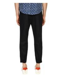 Vince - Blue Urban Cropped Chino for Men - Lyst