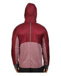 Brooks - Red Lsd Thermal Jacket for Men - Lyst