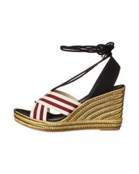 Marc Jacobs - Multicolor Dani Wedge Espadrille - Lyst