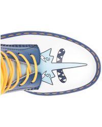 Dr. Martens - Blue 939 Ice King 6-eye Boot for Men - Lyst