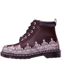 Dr. Martens | Purple 939 Lace 6-eye Hiker Boot | Lyst