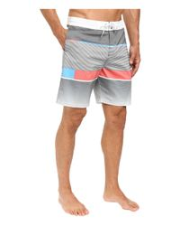 "Billabong - Black Spinner Lo Tides 19"" Boardshorts for Men - Lyst"