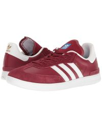 Adidas Originals | Red Samba Adv for Men | Lyst