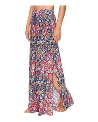 Nanette Lepore | Multicolor Desert Diamond Wrap Pants Cover-up | Lyst