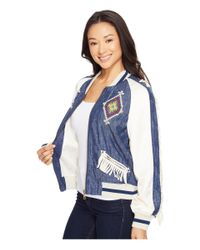 Double D Ranchwear - Blue Indian Head Souvenir Jacket - Lyst