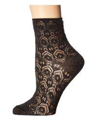 Falke - Black Sri Lanks Short Sock - Lyst