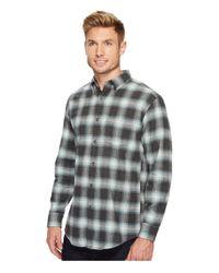 Pendleton - Gray Lister Flannel Shirt for Men - Lyst