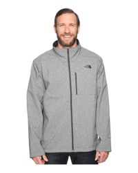 a7d9afc61c41d Lyst - The North Face Apex Bionic 2 Jacket 3xl in Gray for Men