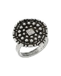 DANNIJO - Metallic Gamma Ring - Lyst