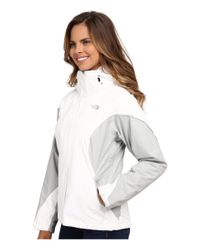 The North Face - White Boundary Triclimate® Jacket - Lyst