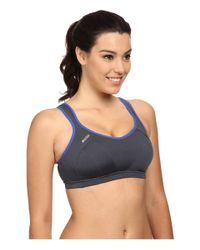 Shock Absorber - Blue Active Multi Sports Bra S4490 - Lyst
