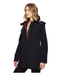 Vince Camuto - Blue Nautical Inspired Trench With Contrast Piping - Lyst
