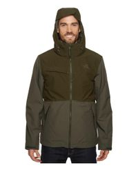 The North Face - Green Condor Triclimate Jacket for Men - Lyst
