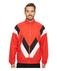 PUMA - Heritage Jacket In Red 57500242 for Men - Lyst