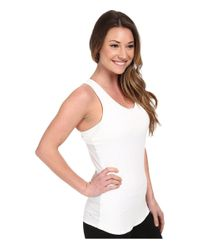 Nike - White Advantage Court Tank - Lyst