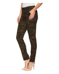 Sanctuary - Green Admiral Skinny Pants - Lyst