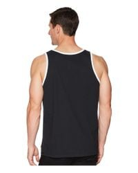 Nike - Black Sb Tank Top Ringer for Men - Lyst