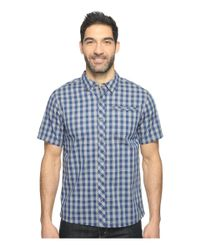 Smartwool - Blue Summit County Gingham for Men - Lyst