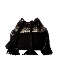 Shashi - Black Stephanie Drawstring - Lyst