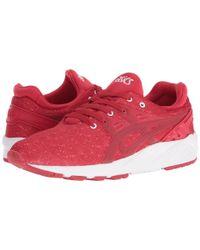 Asics - Red Gel-kayano® Trainer Evo for Men - Lyst