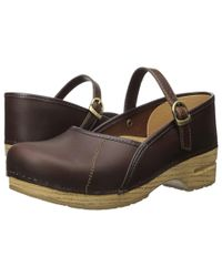 Dansko | Brown Marcelle | Lyst
