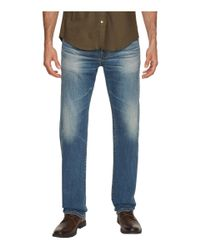 AG Jeans - Blue Graduate Tailored Leg Jeans In 14 Years Century for Men - Lyst