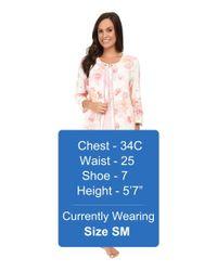 Carole Hochman - Pink Three-piece Bermuda Pajama Set - Lyst