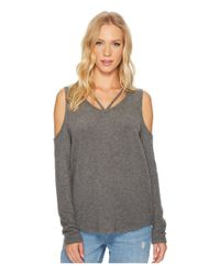 LNA - Gray Brushed Strapped Meridian - Lyst