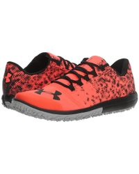 Under Armour - Red Ua Speed Tire Ascent Low for Men - Lyst