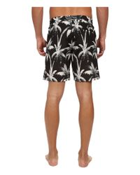 Paul Smith - Black Swim Trunks for Men - Lyst