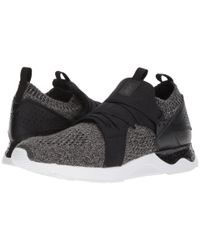 Asics - Gray Gel-lyte V Sanze Knit Shoes for Men - Lyst