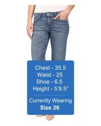 Joe's Jeans - Blue Gaucho In Edie - Lyst