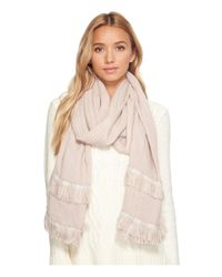 Ugg - Multicolor Transitional Fringe Scarf - Lyst