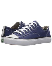 PF Flyers - Blue All American Lo for Men - Lyst