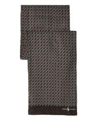 Polo Ralph Lauren - Black Reversible Deco Scarf for Men - Lyst