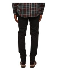DSquared² - Black Tokyo Stretch Cotton Twill Pants for Men - Lyst
