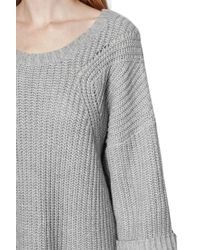 French Connection | Gray Verdi Knits Rdnk Jumper | Lyst