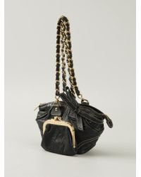 Dolce & Gabbana - Black Coin Pouch Tote - Lyst