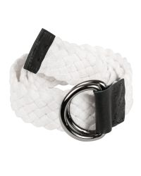 Abacus | White Braided Belt | Lyst