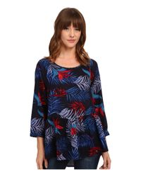Roxy | Blue Landslide Top | Lyst