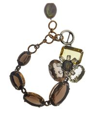 Iradj Moini - Multicolor Smoky Quartz Flower Multi-Way Necklace - Lyst