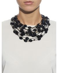 Rosantica By Michela Panero | Black Sacramento Onyx Necklace | Lyst