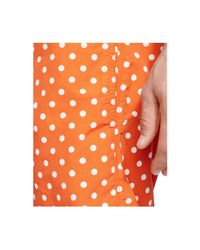 Polo Ralph Lauren | Orange Traveler Swim Shorts for Men | Lyst