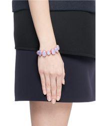 J.Crew | Pink Mixed Brûlée Bracelet | Lyst