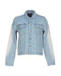 Cheap Monday - Blue Denim Outerwear for Men - Lyst