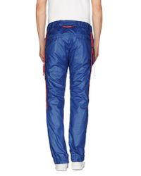 John Galliano - Blue Casual Trouser for Men - Lyst