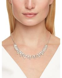 Kate Spade | Metallic Catching Light Small Necklace | Lyst